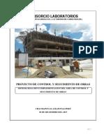 Informe Control de Obras