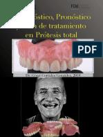 Diagnoìstico, Pronoìstico y Plan de Tratamiento 2018