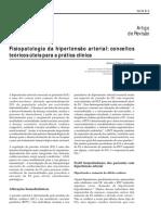 Fisiopatologia Da Hipertensão Arterial Conceitos