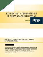 4920 Eximentes y Atenuantes de La Responsabilidad Penal