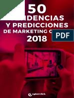 Tendencias de Marketing Online 2018