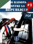 Nos raisons contre la république