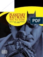 Planetary & Batman - Noc Na Ziemi
