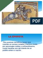 La Epopeya Ppt.