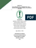 Influencia de Temperatura y Concentracion en Velocidad de Reaccion Wuuu 2