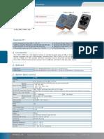 Datasheet I-7561 Converter