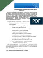 Diplomado en Estrategias Pedagógicas Dirigidas a Profesionales