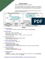 Ejercicio de Repaso Resuelto_ Áreas; Costos y Tiempos de Entrega