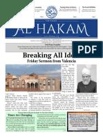 Al Hakam - Friday, April 13, 2018