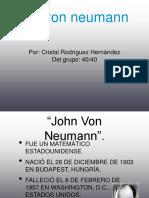 John Von Nuevo
