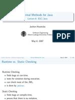 06_Formal Methods for Java