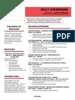 koenemannh resume
