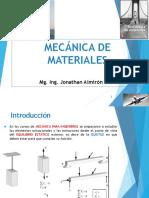 Capítulo 1-Introducción a La Mecánica de Materiales