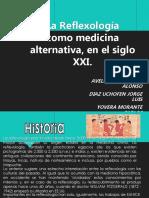 Expo Reflexologia