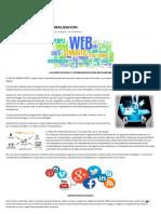 Redes Sociales y La Globalizacion Para Reflexionar