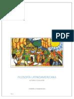 FILOSOFÍA LATINOAMERICANAinforme