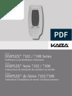 Simplex 7002 7008 Installation Instruction d8 Pkg2387