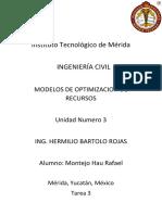 Unidad 3 Tarea 3 Modelos
