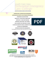 International Accredited Ems Programmes - Seapheccau.2017