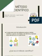 Método Científico 09042018