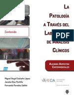 La Patologia a Traves Del Laboratorio de Analisis Clinicos
