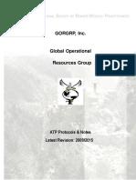 ATP Protocols CMO Notes