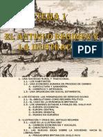 TEMA 1- EL ANTIGUO RÉGIMEN Y LA ILUSTRACIÓN