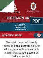 Regresion Lineal DISEÑO