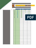 Excel Predimensionamiento Albañileria