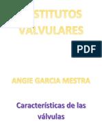 SUSTITUTOS VALVULARES