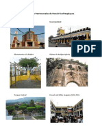 Lugares Patrimoniales de Patulul
