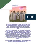 Oração Para Abertura de Gira