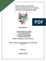 Analisis Financiero de La Mina Buenaventura