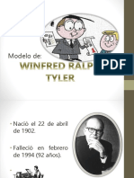 Winfred Ralph Tyler