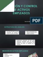 7. Medición y Control de Activos Empleados