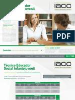 Tecnico Educacion Social Infantojuvenil