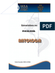 Antología Métodos de Estudio i. Lic. Leticia -Psicologia