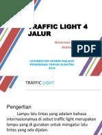 Traffic Light 4 Jalur