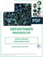 Tentir K10. Mikrobiologi Ginjal - GCT