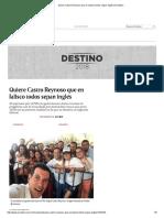 24-04-18 Quiere Castro Reynoso que en Jalisco todos sepan inglés