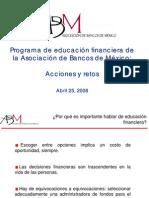 Educacion Financiera ABM