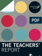 The Teachers Report