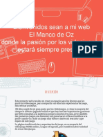 Presentación Página Web