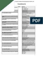 Cuestionario Grado Mecanica Basica