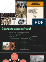 Republica Aristocratica Historia