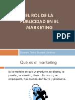 El Rol de La Publicidad en El Marketing