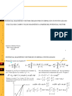 Potencial Vector2013
