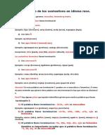 Semana 3El Genero de Los Sustantivos en Idioma Ruso
