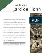 Cuaderno de Viaje Villard de Honnecourt s XIII 02