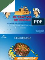 Operacion de Tractor